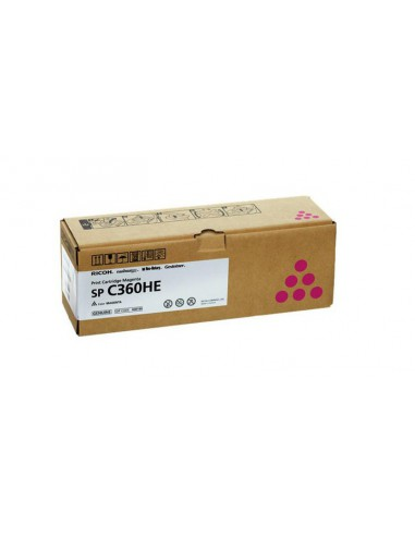 Oryginalny toner Magenta Ricoh (408186) SPC361 SFNw