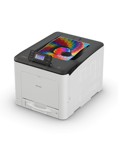 Kolorowa drukarka A4 Ricoh SP C360DNw