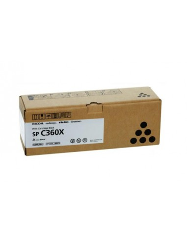Toner RICOH (408250) SPC361 SFNw czarny